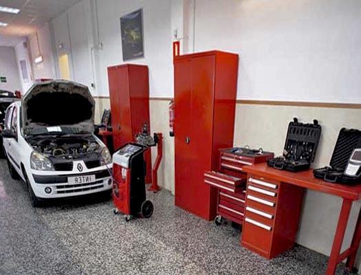 Módulo De Grado Medio En Electromecánica De Vehículos