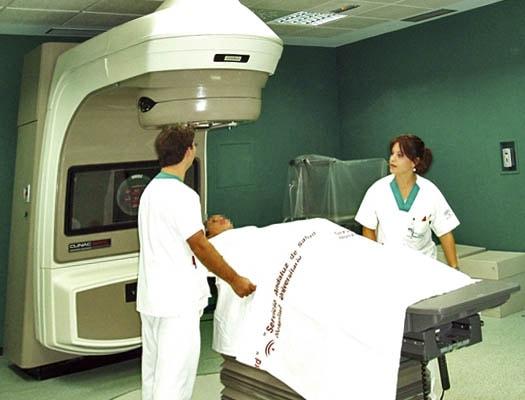 Módulo De Grado Superior En Radioterapia 2018 En Castilla La
